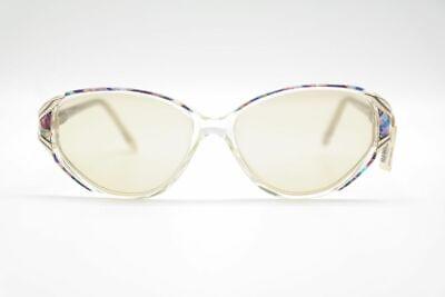 Eschenbach 6499 - 310 52 [] 16 Trasparente Multicolor Ovale Occhiali Da Sole Nuovo-mostra Il Titolo Originale