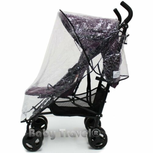 Rain Cover To Fit Obaby Aura Deluxe Stroller