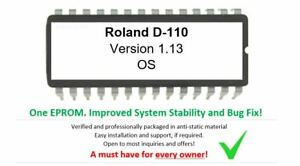 Roland-D-110-Version-1-13-Firmware-Upgrade-Update-Eprom-Latest-OS-for-D110