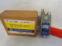 NEW IN BOX SQUARE D 9007-AO22 LIMIT SWITCH