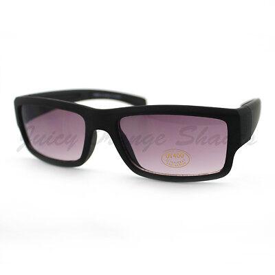 Classic Rectangular Sunglasses Mens Everyday Timeless Fashion