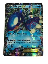Kyogre EX holo POKEMON XY PRIMAL CLASH 54//160 ULTRA RARE CARD