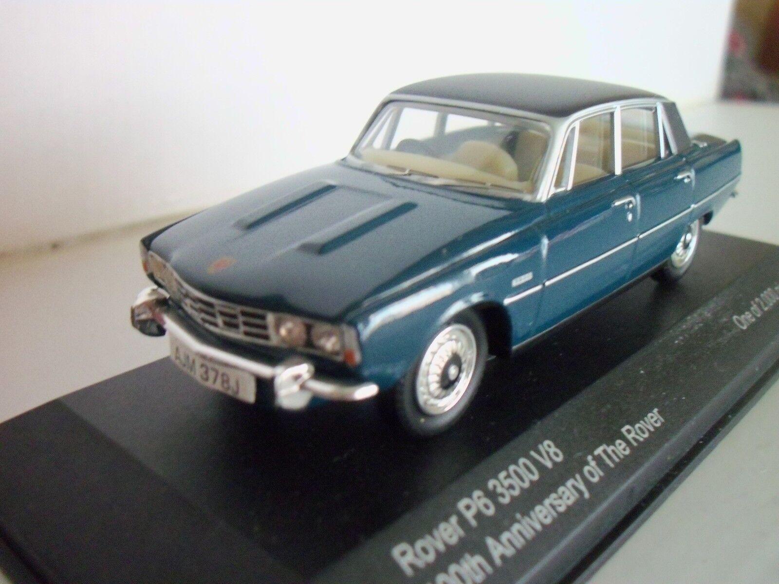 CORGI  VANGUARD  VA06511  ROVER  P6 3500 V8 ANNIVERSARY