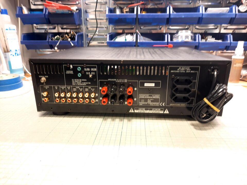 Forstærker, Kenwood, KA-5090R