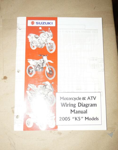 Diagram 2005 Suzuki Motorcycle Atv Wiring Diagram Models K5 Full Version Hd Quality Models K5 Pdiagrami Museozannato Agnochiampo It