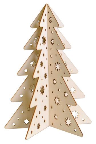 Artémio Forme en bois Sapin 3D 23,5 x 31 cm