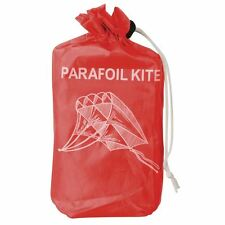 Parafoil Kite for Kids Winder & String 20 inch Kite 14 Foot Tail