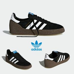 Adidas Original Montreal 76 Shoes Running Black White Gold CQ2176 SZ ... ac32f91011c2