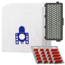 20 X Aspirador Miele Bolsas Gn S6000-s6999 Gato Perro + activo de aire filtro HEPA