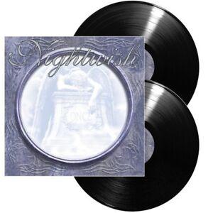 NIGHTWISH-ONCE-2-VINYL-LP-HARD-amp-HEAVY-METAL-NEW