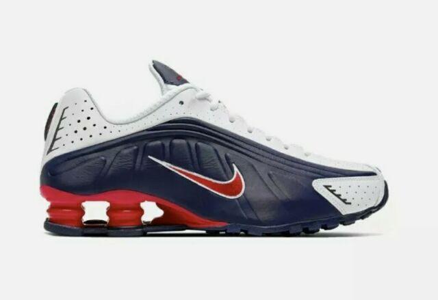 Size 13 - Nike Shox R4 USA