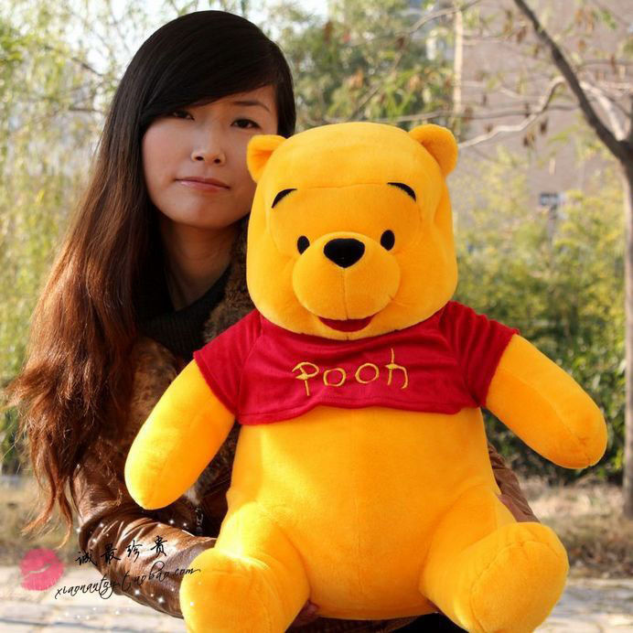 24  The Pooh Stuffed Animals Plush Doll Big Cute Winnie Soft Toy Christmas Gifts