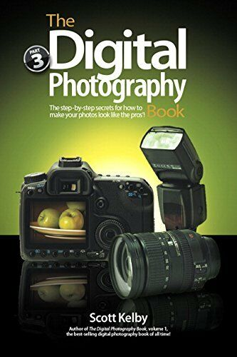 1 of 1 - The Digital Photography Book: Part 3 by Kelby, Scott 0321617657 The Cheap Fast