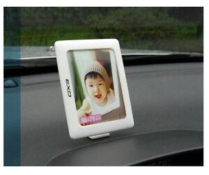 Exo Car Dashboard 2way Photo Album Frame Car Vehicle Accessories