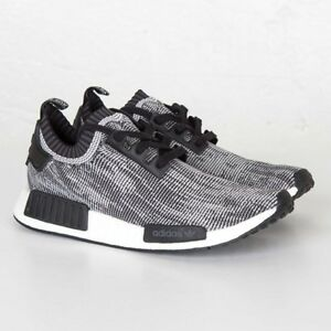 bb76295dde3cf Image is loading Adidas-NMD-Runner-PK-Core-Black-Footwear-White-