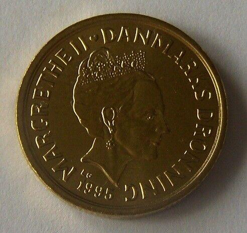 Danmark, mønter, 20