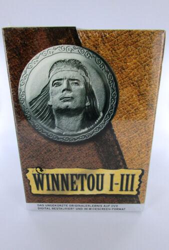 1 von 1 - Winnetou I-III DVD