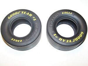 Goodyear Racing Tires >> Details About Rc Goodyear Racing Slicks 1 9 Tires Stockcar Dragster Rc4wd Traxxas Hpi