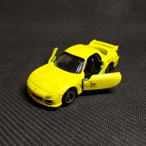 Takara Tomy DREAM TOMICA 94 Initial D Mazda RX-7 NEW