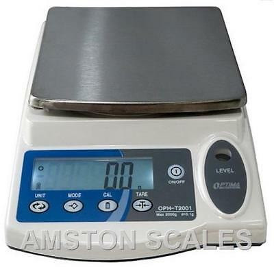 f840ce82abd0 5,000 x 0.1 GRAM DIGITAL SCALE BALANCE LAB ANALYTICAL LABORATORY TOP LOADER  OPS | eBay