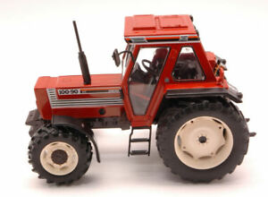 Fiat 100-90 Double 4wd Tractor Tractor 1:32 Model Replicagri