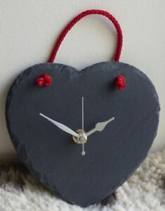 Slate-Heart-Clock-with-Anodised-Silver-Coloured-Hands