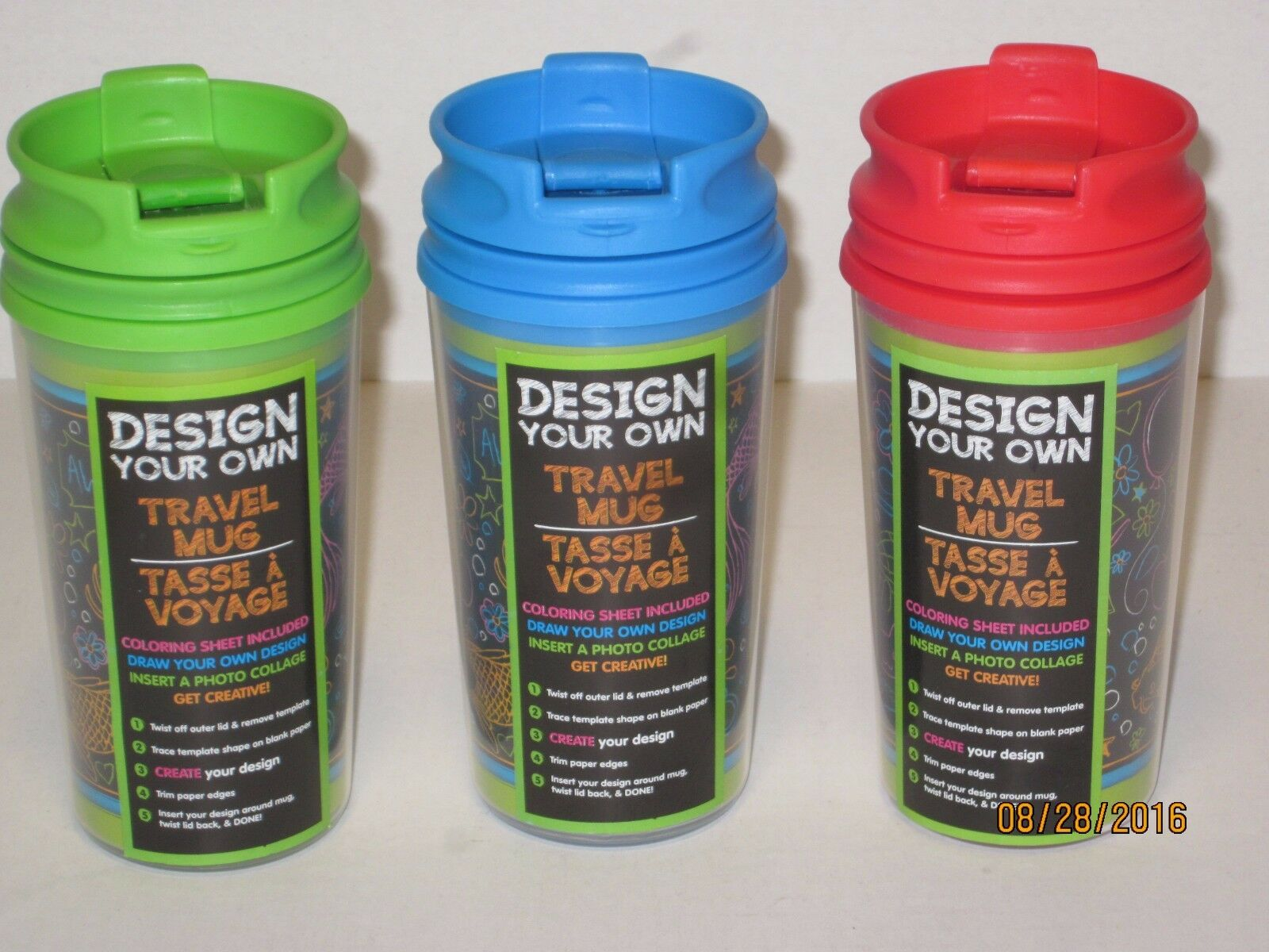 Double Walled Cup Kids Arts Crafts