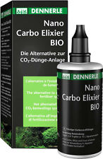 Dennerle Nano Carbo Elixir Liquid Carbon Alternative to CO2 for 5,000L 100ml