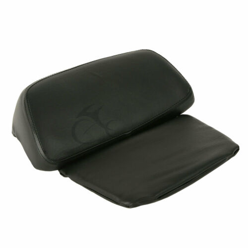 Chopped Tour-Pak Backrest Pad Fit For Harley Road King Street Tri Glide 2014-18