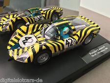 """Carrera Digital 124 23813 Porsche 6 """"NO. 42"""", 12h Sebring 1967 NEU OVP"""