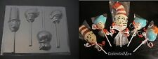 CAT in the HAT THING 1 2 Goldfish Chocolate Soap Candy Mold