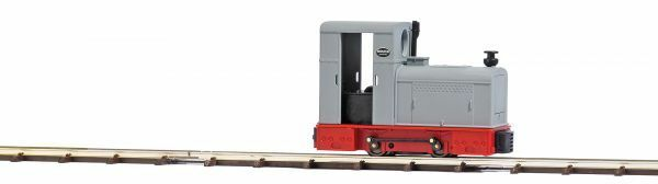 Busch 12133-H0 Locomotora Locomotora Diesel  Deutz Omz 122 F   - Nuevo