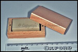 Fine-Hard-Oil-Stone-Sharpening-Watchmakers-Engineers-Box-Screwdriver-Gravers
