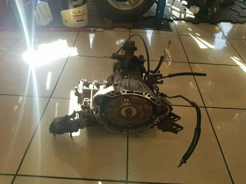 TOYOTA COROLLA DOUBLE STARTER AUTO GEARBOX (4AF) FOR SALE