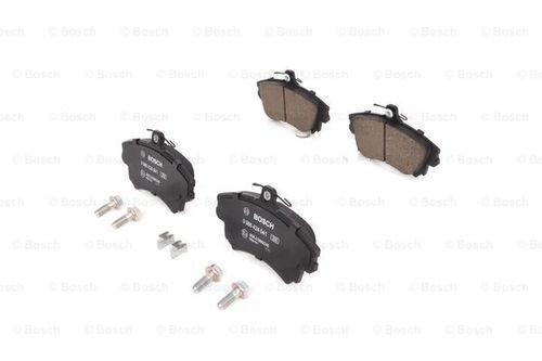 Bosch disques de frein garnitures avant ø281 volvo s40 I v40 Kombi 3875832