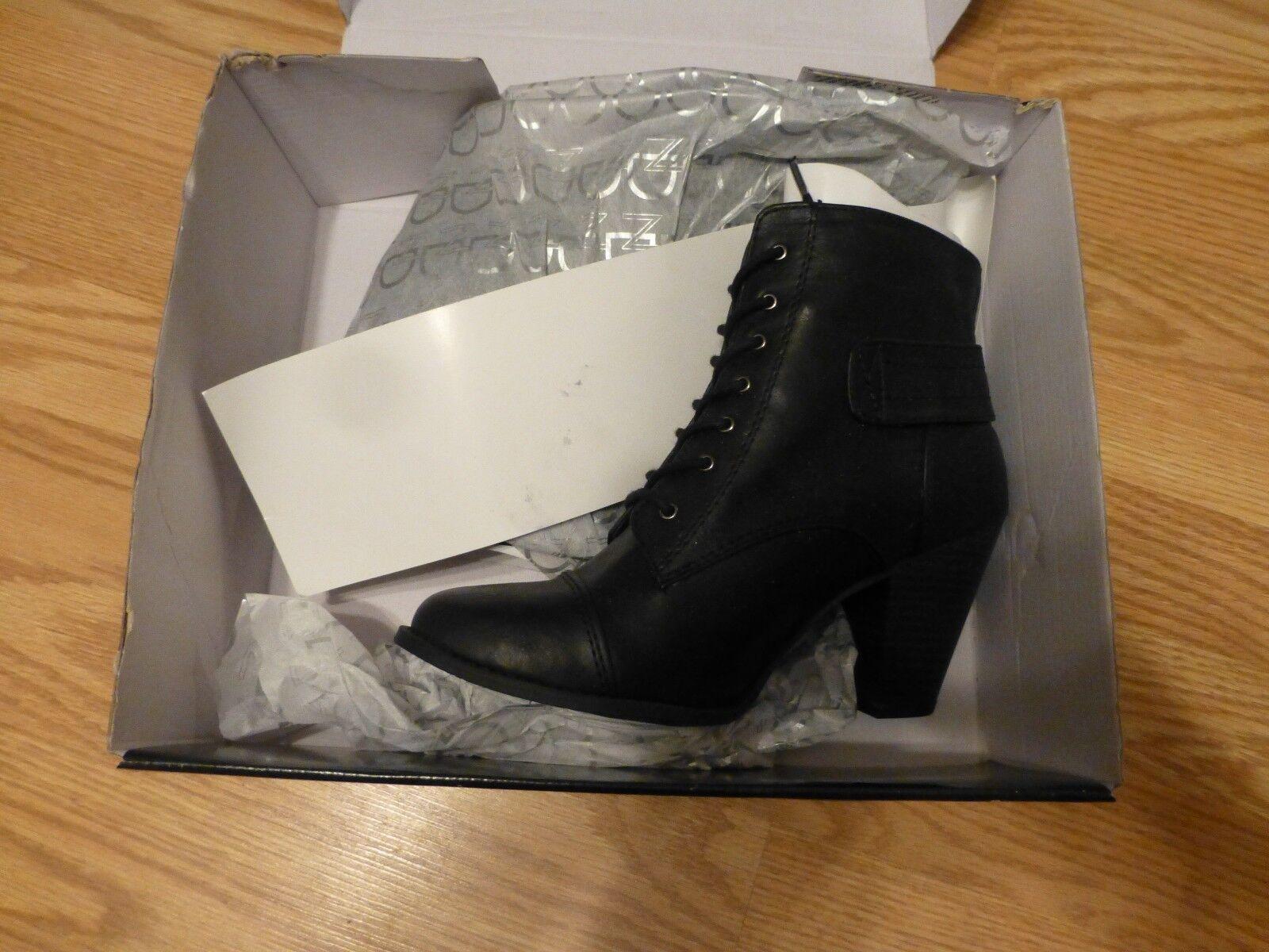 Ladies Size 8 Pimlico Black Boots - NEW