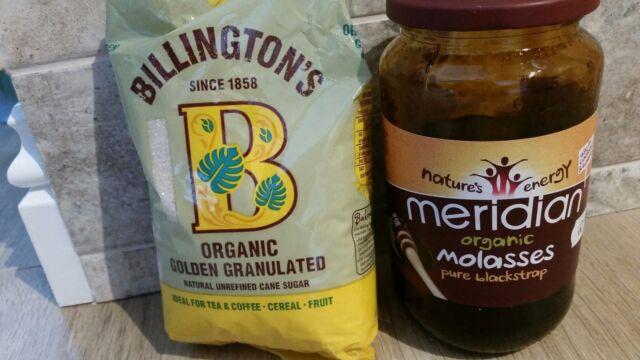 Organic 4 large tbls Water Kefir Grains 40 grams fed with Organic Cane Sugar