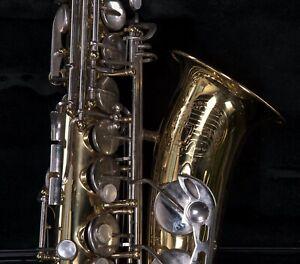 American Icon Saxophone Alto. Made In The Usa-afficher Le Titre D'origine