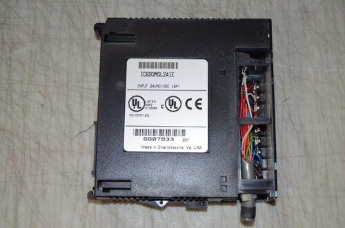 GE Fanuc Input Module IC693MDL241E