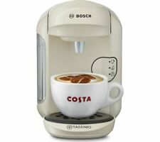 TASSIMO by Bosch Vivy2 TAS1407GB Hot Drinks Machine - Cream - Currys