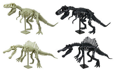 Bandai Skull Skeleton Dinosaur Ultimate Gashapon Action Figure Spinosaurus
