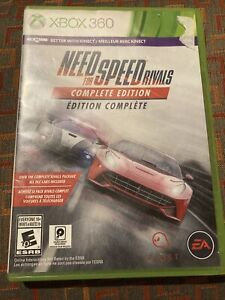Need for Speed: Rivals -- Complete Edition (Microsoft Xbox 360, 2014). Tested