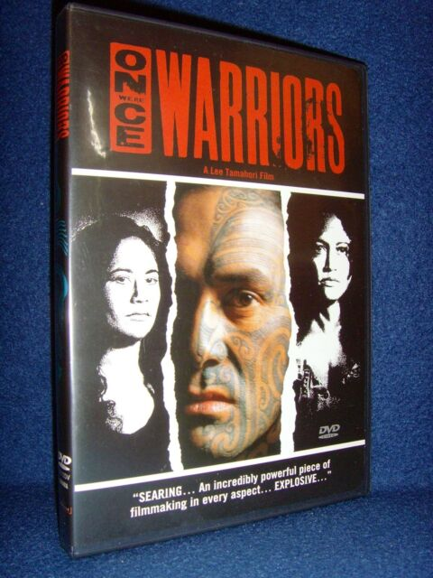 Once Were Warriors (DVD,  2002, Widescreen) Mint!•No Scratches!•USA•Out-of-Print
