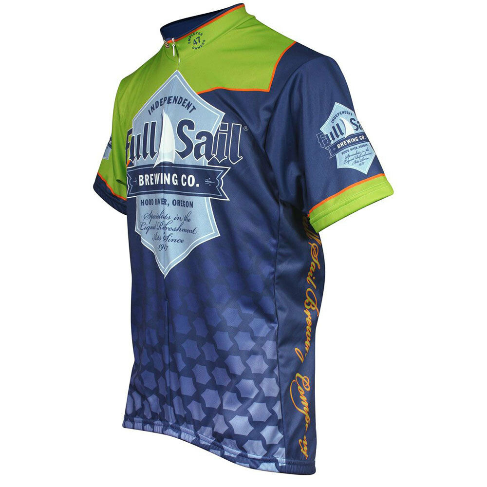 PACE FULL SAIL JERSEY MD NAVY GRN