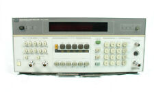 Hp Agilent 8901b Modulation Analyzer With Options 030 032 033 Fully Tested