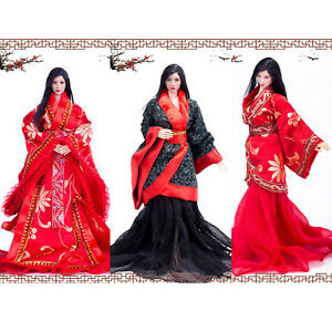 vimi 1 6 ancient wedding dress chinese clothing han dynasty female