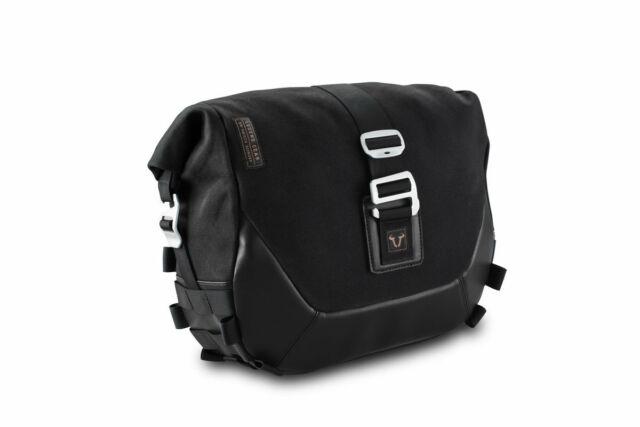 SW Motech Legend Gear Saddle Bag Kit to fit BMW R Nine-T Scrambler-Black Edition