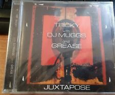 TRICKY with DJ MUGGS and GREASE - JUXTAPOSE - CD SIGILLATO (SEALED)