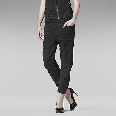 G-Star Jeans /'TYPE C 3D LOOSE TAPERED WMN/' W33 L32 AU15 US11 NEW RRP$289 Womens