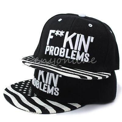 Men Women Peak Adjustable Baseball Cap Flat Snapback Hip-Hop Bboy Outdoor Hat